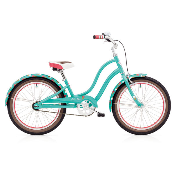 "Electra Sweet Ride 1 20"" Color: Teal"