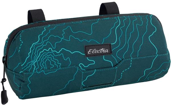 Electra Commuter Saddle/Handlebar Bag Color: Dark Blue