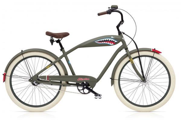 Electra Tiger Shark 3i