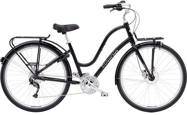 Electra Townie Commute 27D Step-Thru Color: Black