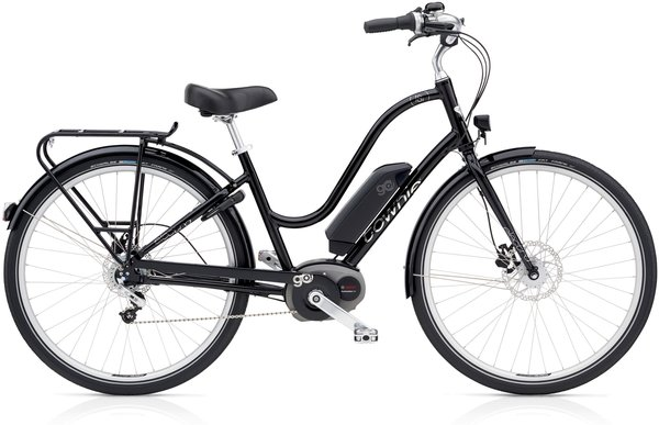 Electra Townie Commute Go! Step-Thru Color: Black