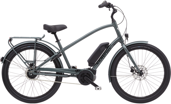 Electra Townie Go! 5i Step-Over Color: Anthracite