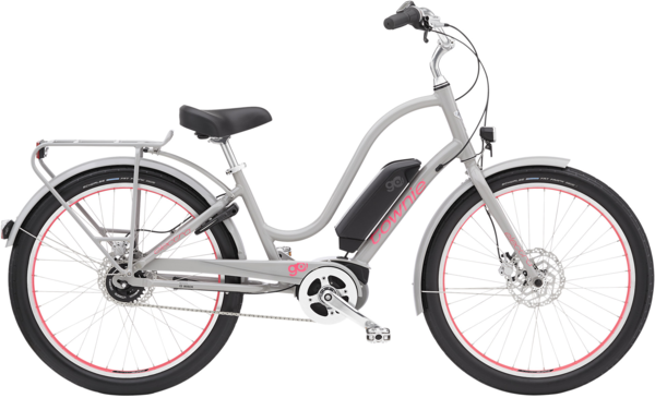 Electra Townie Go! 5i Step-Thru Color: Cloud Grey