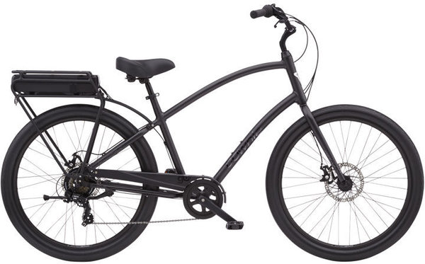 Electra Townie Go! 7D Step-Over Color: Matte Black