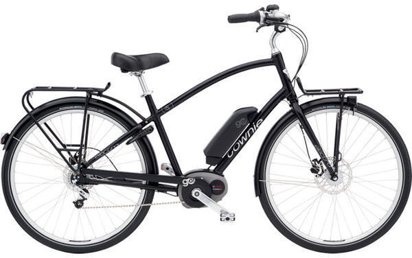 Electra Townie Commute Go! Color: Black Satin