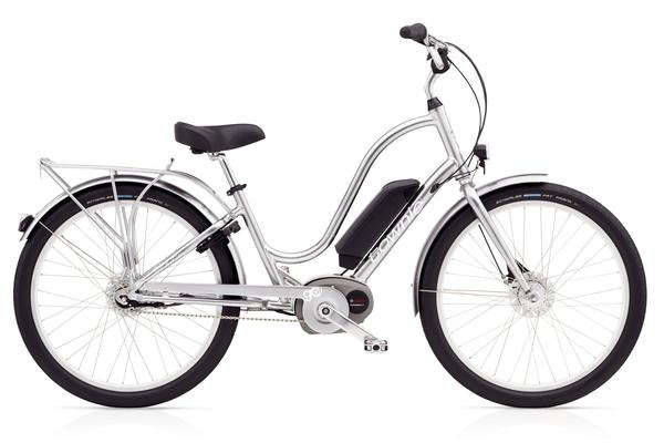 Electra Rental Bike Townie Go! 8i Ladies'