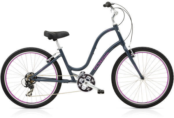 Electra Townie Original 21D Ladies' Color: Seal Grey