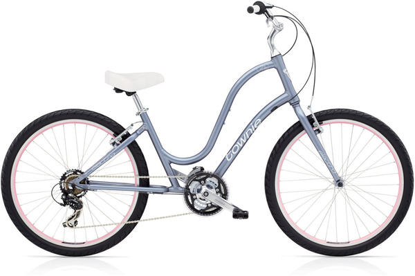 Electra Townie Original 21D - Women's Color: Pewter