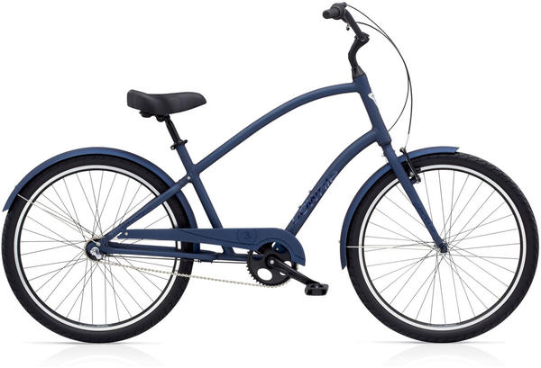 Electra Townie Original 3i Color: Satin Midnight Blue