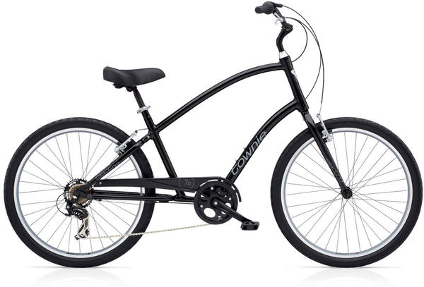 Electra Townie Original 7D Tall Color: Black
