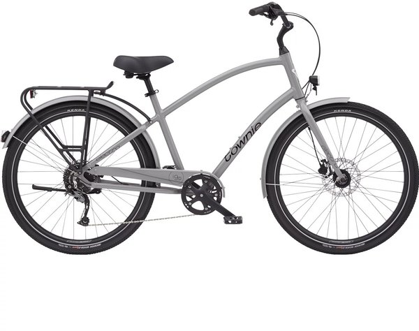 Electra Townie Path 9D EQ Step-Over Color: Nardo Grey
