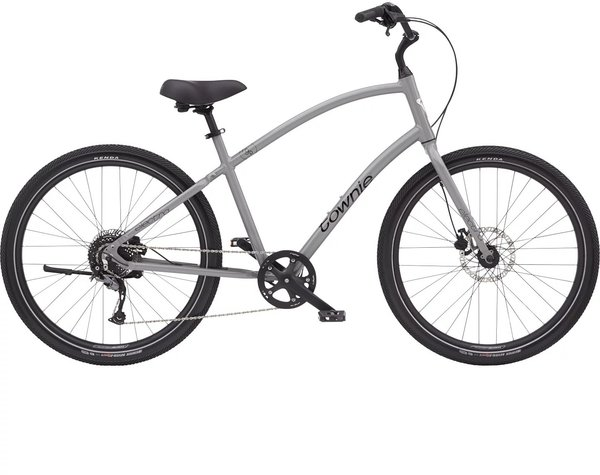 Electra Townie Path 9D Step-Over Color: Nardo Grey