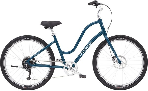Electra Townie Path 9D Step-Thru Color: Dusk