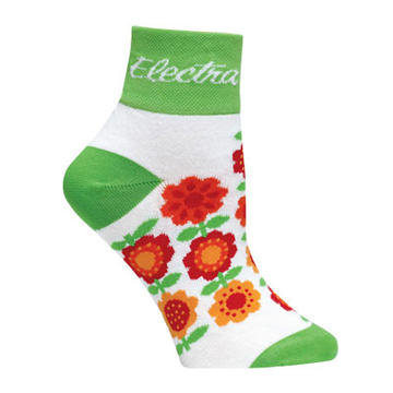 Electra Women's Forget-Me-Not Socks