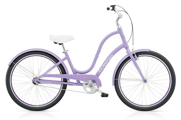 Electra Women's Townie Original 3i Color: Lilac