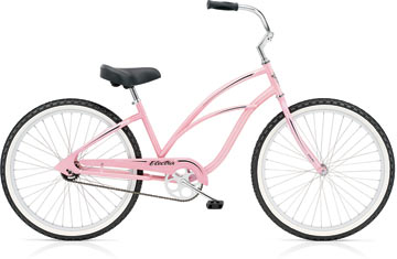 Electra Women's Cruiser 1 Color: Pink