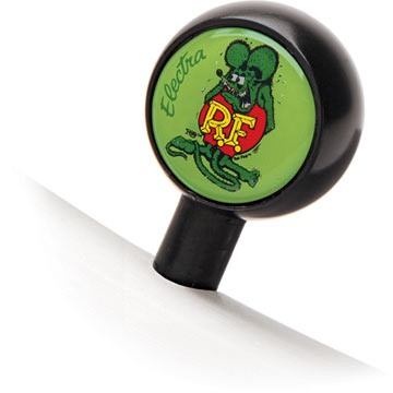Electra Bubble Valve Caps Rat Fink