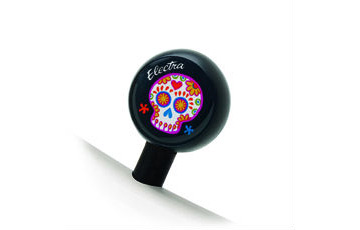 Electra Bubble Valve Caps Sugar Skulls