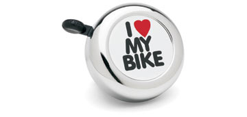 "Electra ""I Love My Bike"" Bell"