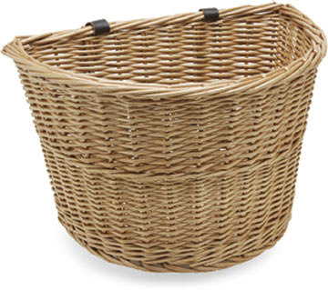 Electra Cruiser Wicker Basket Color: Natural