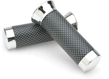 Electra Carbon & Chrome Grips