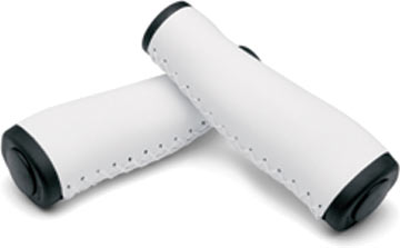 Electra Ergo-Grips Color: White