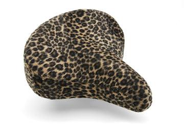 Electra Leopard Saddle