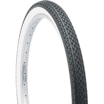 Electra Cruiser Strat-O-Balloon Tire (26-inch) Color: Whitewall