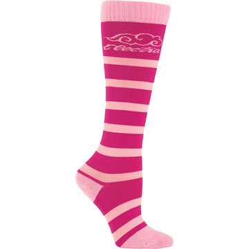 Electra Women's Om Stripe Knee Socks
