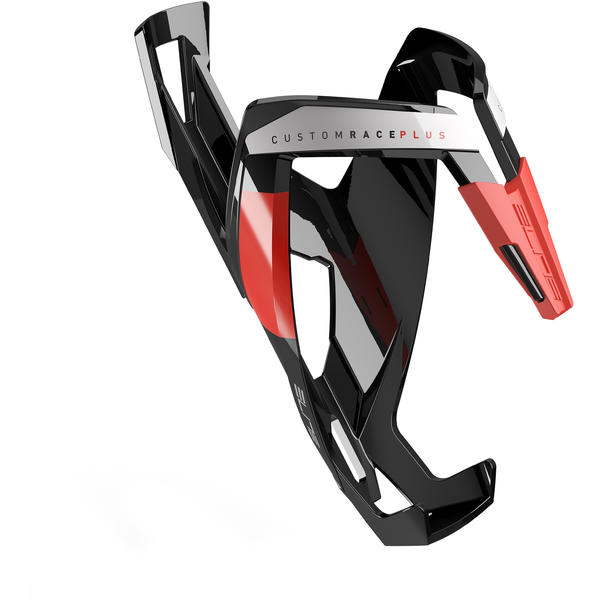 Elite Custom Race Plus Color: Gloss Black/Red