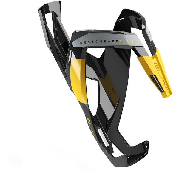 Elite Custom Race Plus Color: Gloss Black/Yellow