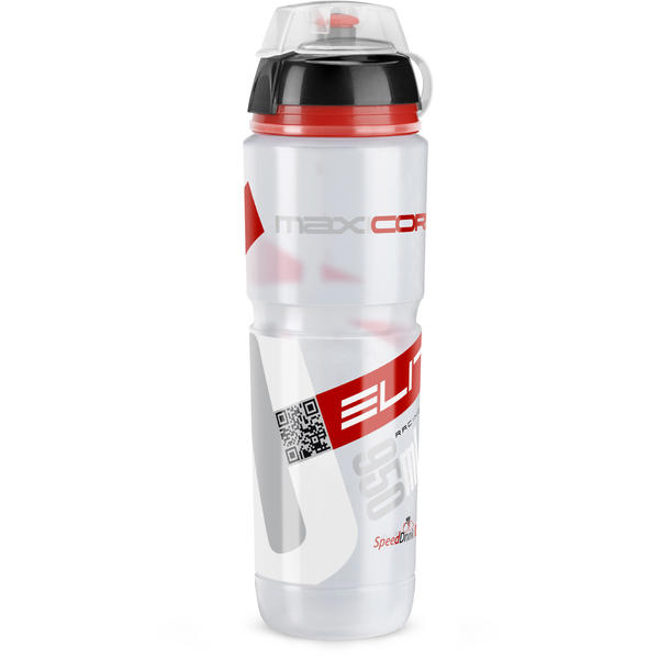 Elite Maxi Corsa MTB Color: Clear/Red