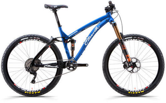 Ellsworth Epiphany 27.5 Alloy X01 Price listed is for bicycle as described in Specs.