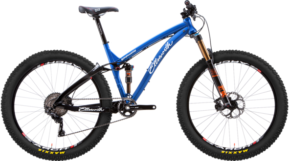 Ellsworth Epiphany 27.5+ Alloy X01 Price listed is for bicycle as described in Specs.