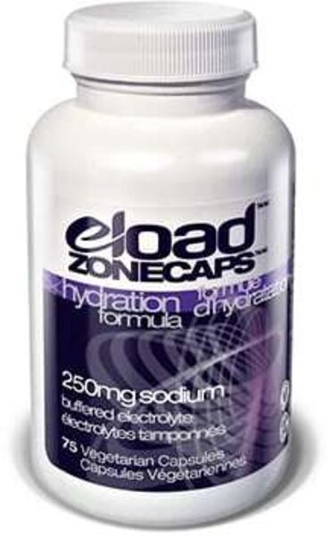 eLoad Sport Nutrition ZoneCaps Hydration Formula
