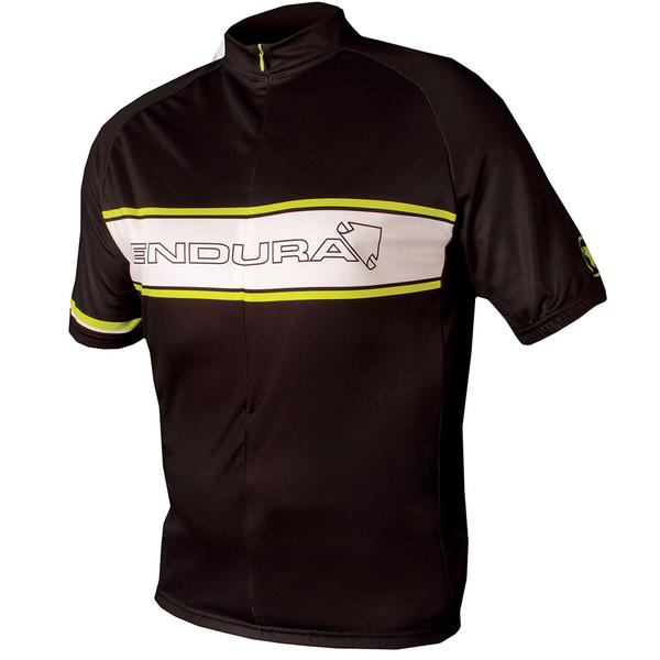 Endura CoolMax Printed Jersey Color: Endura Retro