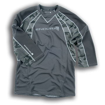 Endura MT500 Burner 3/4 Sleeve Jersey