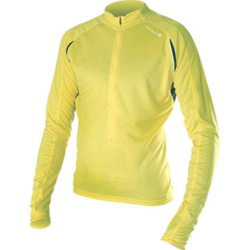 Endura Rapido Long Sleeve Jersey