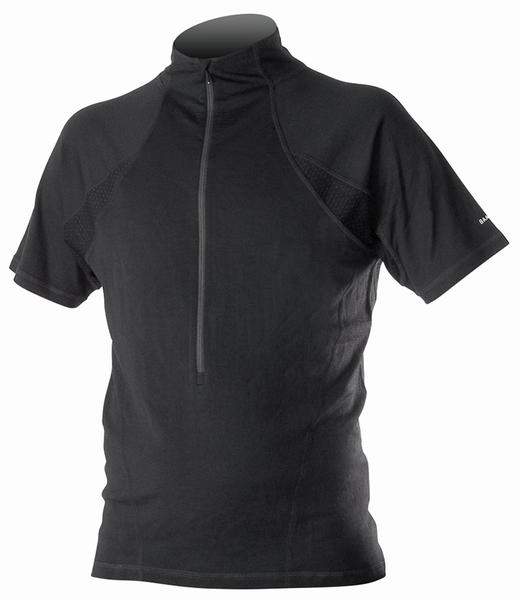 Endura BaaBaa Merino Tech Jersey Color: Black