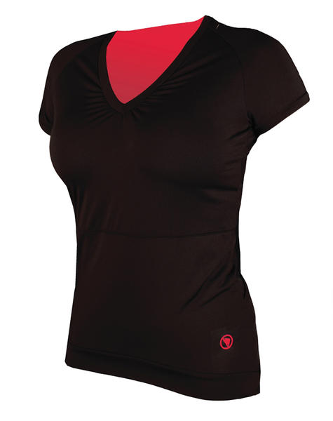Endura V Sport T-Shirt - Women's Color: Black