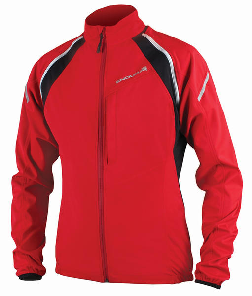 Endura Convert Softshell Color: Red