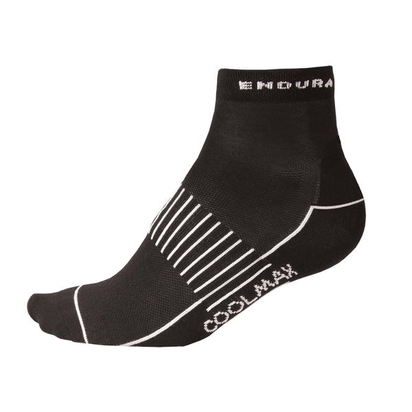 Endura Coolmax Race II Socks Color: Black