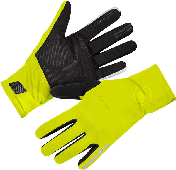 Endura Deluge Glove Color: Hi-Viz Yellow