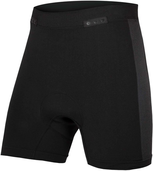 Endura Engineered Padded Boxer w/Clickfast Color: Black