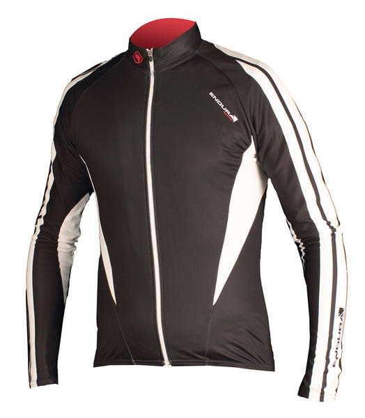 Endura FS260-Pro Roubaix Jacket Color: Black