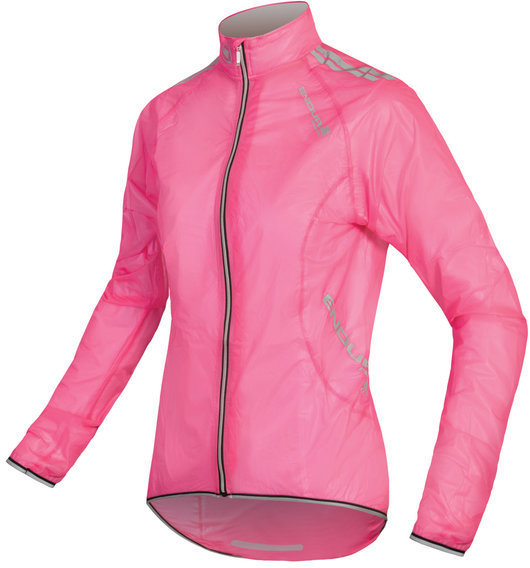 Endura Wms FS260 Pro Adrenaline Race Cape Color: Pink