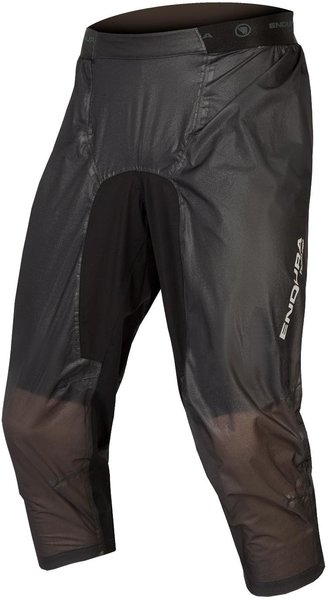 Endura FS260-Pro Adrenaline Waterproof 3/4 Color: Black