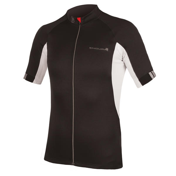 Endura FS260-Pro III Short Sleeve Jersey Color: Black