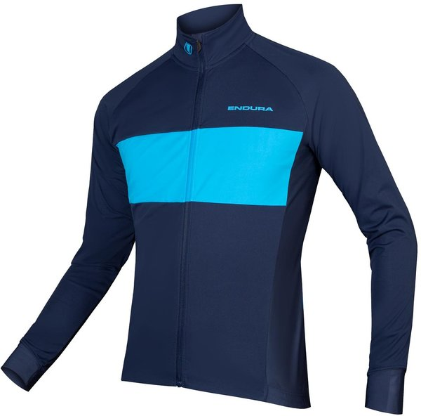 Endura FS260-Pro Jetstream L/S Jersey II Color: Navy