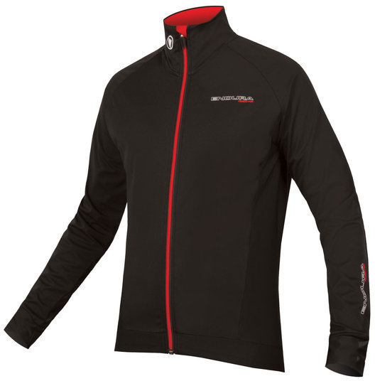 Endura FS260-Pro Jetstream Long Sleeve Jersey Color: Black